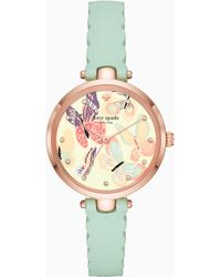 Kate Spade - Butterfly Holland Watch - Lyst
