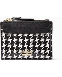 Kate Spade - Cameron Street Houndstooth Lalena - Lyst