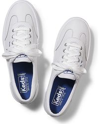 Keds | Tournament Leather | Lyst