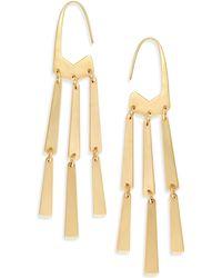 Kendra Scott - Mallie Statement Earrings - Lyst