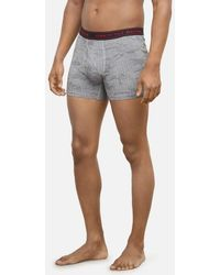 Kenneth Cole - Men's Stripe Knit Boxer 3-pack With Cotton Stretch - Lyst