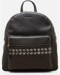 Kenneth Cole - Star Stud Mini Leather Backpack - Lyst
