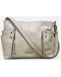 Kenneth Cole Reaction - Ines Mid-sized Convertible Crossbody Bag - Lyst