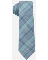 Kenneth Cole - Parker Plaid Tie - Lyst
