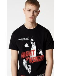 KENZO - 'movie Posters' T-shirt - Lyst