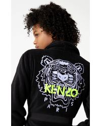 KENZO - Tiger Dressing Gown - Lyst