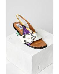 KENZO - Cinthya Heeled Sandals - Lyst