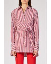 Khaite - The Bianca Shirt - Lyst