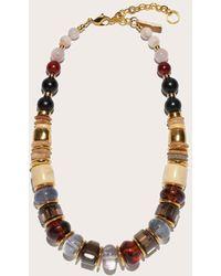 Lizzie Fortunato - Landmark Necklace - Lyst