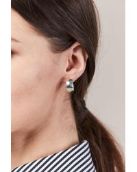 Sophie Buhai - Small Zora Hoops - Lyst