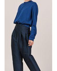 Cotton Citizen - Milan Cropped Sweatshirt - Lyst