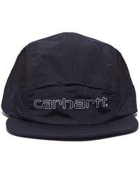 adb8058883 Carhartt WIP State 6-panel Cap in Black for Men - Lyst