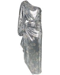 Johanna Ortiz - Glassy Orchid One-shoulder Dress - Lyst