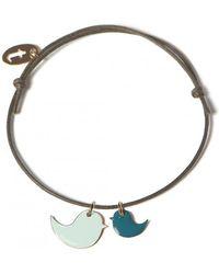 Titlee - Birds Bracelet - Lyst