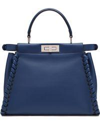 Fendi - Fashion Show Peekaboo Leather Bag - Lyst