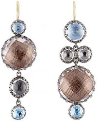 Larkspur & Hawk - Sadie Mis-matched Bubble Earrings - Lyst