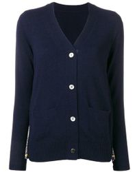 Sacai - Buttoned Cardigan - Lyst
