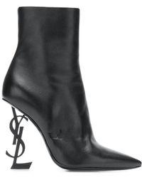 Saint Laurent - Opyum Boots - Lyst