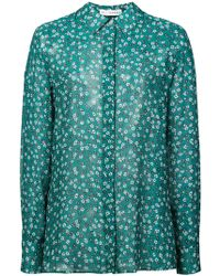 Altuzarra - Chika Floral Shirt - Lyst