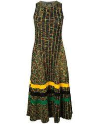 Calvin Klein - Knitted Dress - Lyst