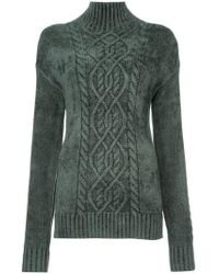 Sies Marjan - Cable Knit Sweater - Lyst