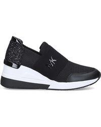 MICHAEL Michael Kors Felix Sneaker - Black