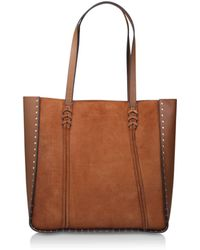 Vince Camuto - Enora Tote In Tan - Lyst