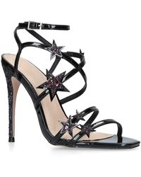 KG by Kurt Geiger - Ashton Strappy Heeled Sandals - Lyst