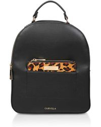 Carvela Kurt Geiger - Felix Pocket Backpack - Lyst