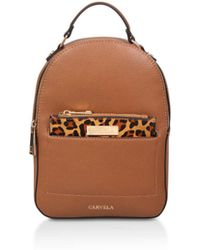 Carvela Kurt Geiger - Mini Felix Backpack - Lyst