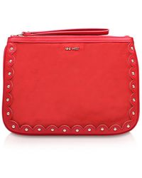 Nine West - Enrin Wristlet Se In Red - Lyst