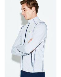 Lacoste - Sport Midlayer Golf Sweatshirt - Lyst