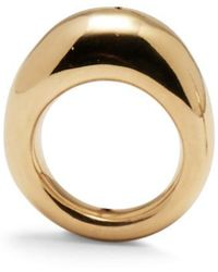 Lady Grey - Organic Ring In Gold - Lyst
