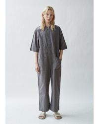 Chimala - All In One Cotton Jumpsuit - Lyst