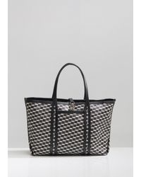 Pierre Hardy - Polycube Canvas Cube Tote - Lyst