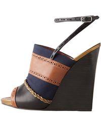 Proenza Schouler - Braided Wedge Sandal - Lyst