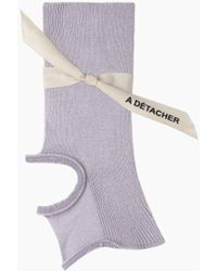 A Detacher - Stirrup Socks - Lyst