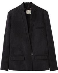 Giada Forte - Fine Wool Blazer - Lyst