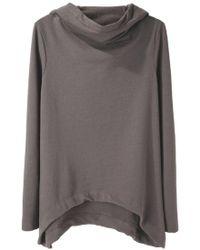Helmut - Soft Hooded Sweatshirt - Lyst