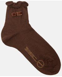 Antipast - Ribbon Socks - Lyst