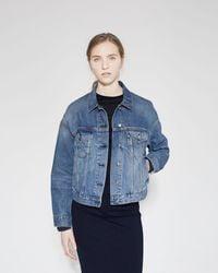 Acne Studios - Lab Denim Jacket - Lyst