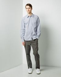 MHL by Margaret Howell - Dry Drill Pocket Chino - Lyst