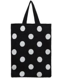 Hansel From Basel - Polka Dot Tote - Lyst
