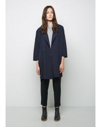Steven Alan - Slouchy Trench - Lyst