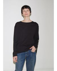 6397 - Longsleeve Cotton 'man' T-shirt - Lyst