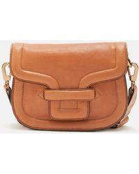 Pierre Hardy - Mini Alpha Ville Leather Shoulder Bag - Lyst