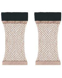 A Detacher - Fishnet Socks - Lyst