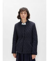 Casey Casey - Quilted Double-faced Jacket - Lyst