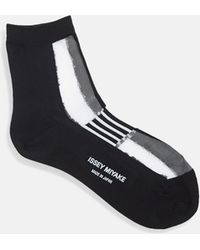 Issey Miyake - Colour Block Socks - Lyst