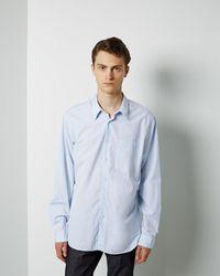 Margaret Howell - Washed Basic Shirt - Lyst